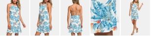Roxy Juniors' Strappy Open-Back Dress