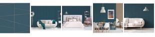 "Brewster Home Fashions Fairmont Deco Fracture Wallpaper - 396"" x 20.5"" x 0.025"""