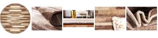 Bridgeport Home Jasia Jas03 Beige 8' x 8' Round Area Rug
