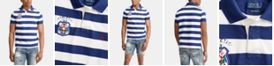 Polo Ralph Lauren Men's Big & Tall Classic Fit Striped Cotton Polo