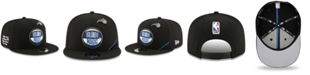 New Era Big Boys Orlando Magic On-Court Collection 9FIFTY Snapback Cap