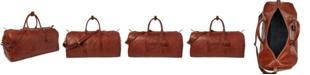 Polo Ralph Lauren Men's Leather Duffel Bag