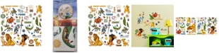 York Wallcoverings The Lion King Peel and Stick Wall Decals