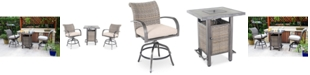 Furniture Cane Estates Outdoor Fire Table Collection