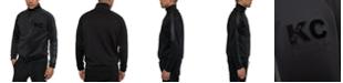 Kenneth Cole Men's Full-Zip Track Jacket