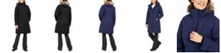 Marmot Women's Chelsea Hooded Faux-Fur-Trim Coat
