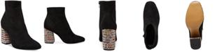 Betsey Johnson Barette Embellished Booties