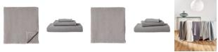 Uchino Waffle Twist 100% Cotton Bath Towel