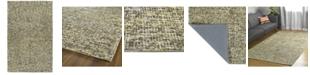 "Kaleen Lucero LCO01-05 Gold 5' x 7'6"" Area Rug"
