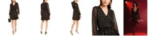INC International Concepts INC Rainbow Jacquard Mini Dress, Created For Macy's