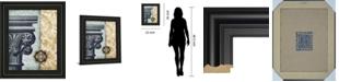 "Classy Art Romanesque II by Michael Marcon Framed Print Wall Art, 22"" x 26"""