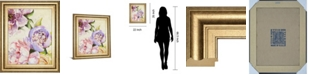 "Classy Art Modern Romance II by Patricia Pinto Framed Print Wall Art, 22"" x 26"""