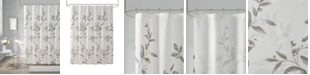 """Madison Park Cecily 72"""" x 72"""" Printed Shower Curtain"""