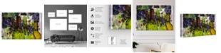 """Oliver Gal Parfait Frutilicious Canvas Art, 45"""" x 30"""""""