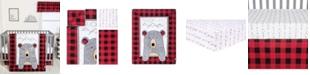 Trend Lab Peak-a-Bear 3-Piece Crib Bedding Set