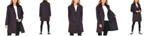 Levi's Women's Animal Print Overcoat