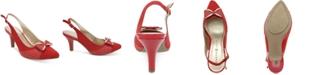Karen Scott Gladiss Slingback Pumps, Created for Macy's