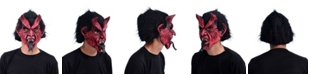 Zagone Studios ZagOne Size Studios Classic Devil With Tongue Latex Adult Costume Mask One Size