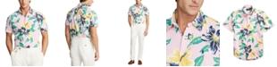 Polo Ralph Lauren Men's Classic Fit Hawaiian Oxford Shirt