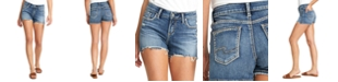 Silver Jeans Co. Elyse Cutoff Denim Shorts