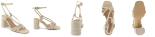 BCBGeneration Texa Tie-Up Rope Sandals
