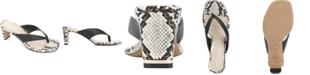 Kenneth Cole New York Women's Macen Toe-Thong Sandals