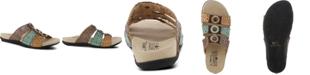L'Artiste Women's Glennie Slide Sandals