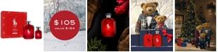 Ralph Lauren Men's 2-Pc. Polo Red Eau de Parfum Gift Set