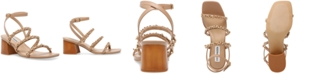 Steve Madden Women's Interested Chained City Sandals