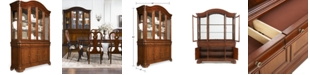 Furniture Bordeaux China Cabinet