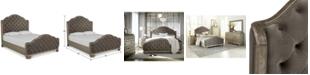 Furniture Zarina King Bed