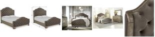 Furniture Zarina California King Bed