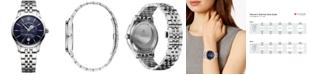 Victorinox Swiss Army Women's Swiss Alliance Diamond Accent Stainless Steel Bracelet Watch 35mm 241752