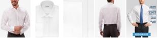 Calvin Klein Men's Classic-Fit Non-Iron Performance French Cuff Dress Shirt