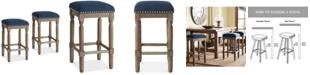Furniture Cooper Set of 2 Counter Stools