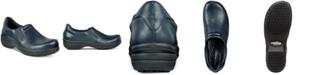 Easy Street Women's Easy Works Bind Slip Resistant Clogs