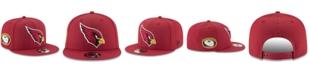 online store c9324 0f03b New Era Arizona Cardinals Anniversary Patch 9FIFTY Snapback Cap ...