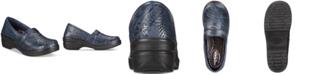 Easy Street Easy Works By Lyndee Slip Resistant Clogs