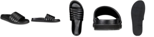 Kenneth Cole New York Kenneth Cole Men's Story Quilted Leather Slide Sandals