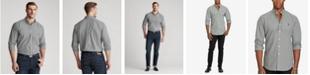Polo Ralph Lauren Men's Big & Tall Striped Classic Fit Shirt