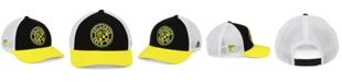 adidas Columbus Crew SC Authentic Mesh Adjustable Cap
