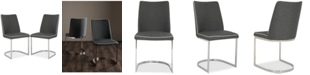 Furniture Nulton Side Chair (Set Of 2), Quick Ship