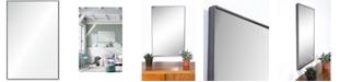 Furniture Vale Rectangular Mirror, Quick Ship