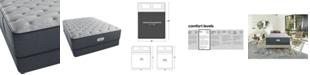 "Beautyrest Platinum Preferred Cedar Ridge 14.5"" Luxury Firm Mattress Set- California King"
