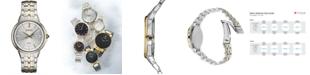 Seiko Men's Solar Essentials Two-Tone Stainless Steel Bracelet Watch 39.4mm