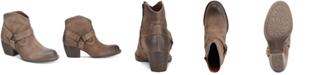 Born Carmel Harness Booties, Created for Macy's