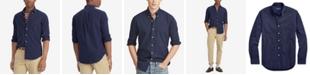 Polo Ralph Lauren Men's Big & Tall Classic-Fit Oxford Shirt