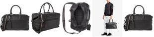 Polo Ralph Lauren Men's Pebbled Duffel Bag