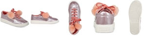 Tretorn Little & Big Girls Nylite Pom Pom Sneakers