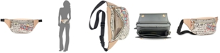 DKNY Tilly Graffiti Belt Bag, Created for Macy's